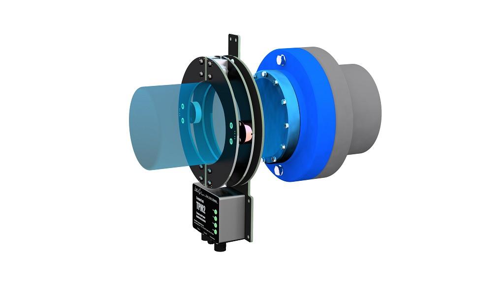 TorqueTrak TPM2 Shaft Power/Torsion Meter