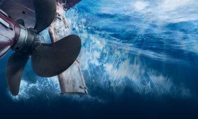Marine Propulsion System Upgrade Trials