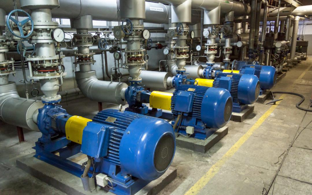 Pump Efficiency Testing With Torque Telemetry