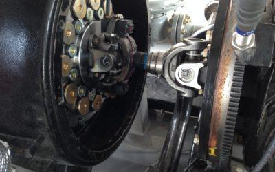 Torsional Vibration Measurements on Reciprocating Compressor