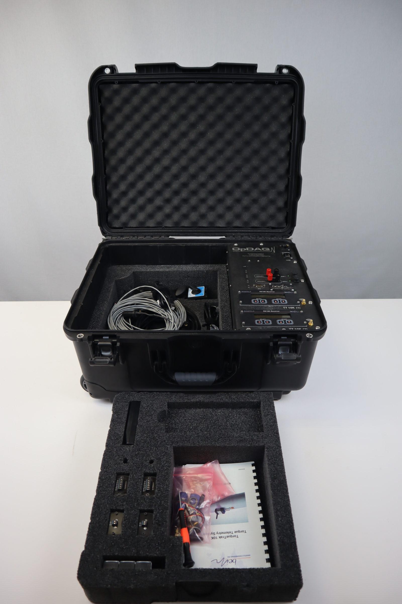Sea Trial Kit